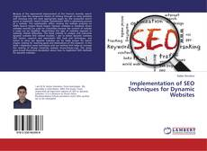 Bookcover of Implementation of SEO Techniques for Dynamic Websites
