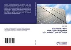 Обложка Optimal Battery Management System of a Wireless Sensor Node