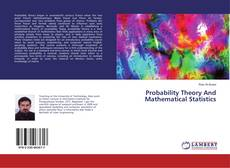 Couverture de Probability Theory And Mathematical Statistics