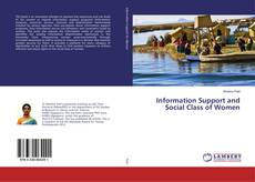 Bookcover of Information Support and Social Class of Women