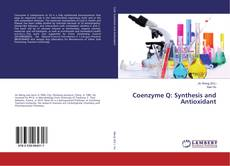 Bookcover of Coenzyme Q: Synthesis and Antioxidant