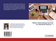 Portada del libro de Heber International Journal on Actuarial Science - I