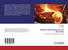 Plasma Processing of Iron Ore Fines kitap kapağı