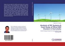 Capa do livro de Analysis of RE Systems:A Case Study of Wind Mill Clusters in Karnataka