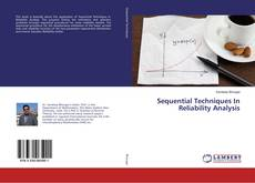 Bookcover of Sequential Techniques In Reliability Analysis