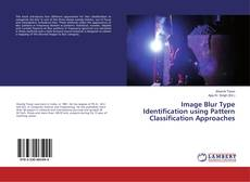 Bookcover of Image Blur Type Identification using Pattern Classification Approaches