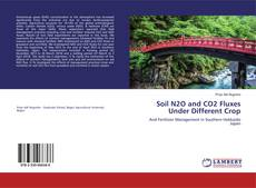 Bookcover of Soil N2O and CO2 Fluxes Under Different Crop