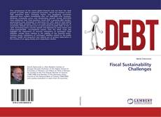 Bookcover of Fiscal Sustainability Challenges