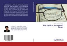 Portada del libro de The Political Heritage of Quran