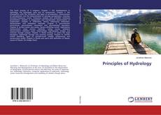 Principles of Hydrology kitap kapağı