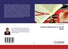 Bookcover of Islamic Mysticism in Tamil Nadu
