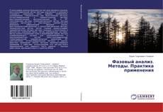 Buchcover von Фазовый анализ. Методы. Практика применения