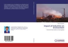 Buchcover von Impact of Industries on Environment
