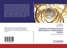 Bookcover of Stability and Discontinious Bifurcations in Vibroimpact System