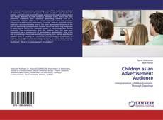 Обложка Children as an Advertisement Audience