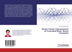 Bookcover of Power Factor Improvement of Cascaded Buck- Boost Converter