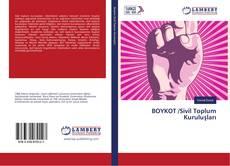 BOYKOT /Sivil Toplum Kuruluşları kitap kapağı