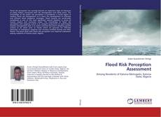 Flood Risk Perception Assessment kitap kapağı