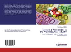 Обложка Mergers & Acquisitions in the Pharmaceutical Industry