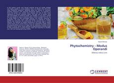 Portada del libro de Phytochemistry - Modus Operandi