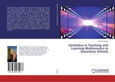 Portada del libro de GeoGebra in Teaching and Learning Mathematics in Secondary Schools
