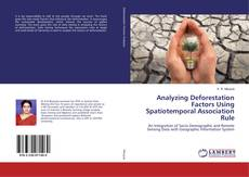 Обложка Analyzing Deforestation Factors Using Spatiotemporal Association Rule