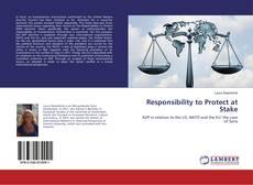 Portada del libro de Responsibility to Protect at Stake