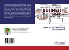 Buchcover von BPMN To REO Modeling Transformation