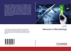 Bookcover of Advances in Microbiology