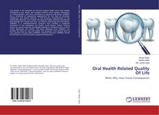 Buchcover von Oral Health Related Quality Of Life