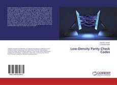 Bookcover of Low-Density Parity Check Codes