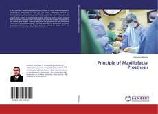 Principle of Maxillofacial Prosthesis kitap kapağı