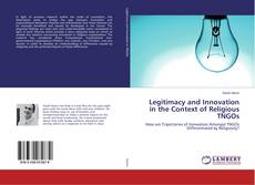 Legitimacy and Innovation in the Context of Religious TNGOs的封面