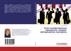 Обложка Учет хозяйственных процессов: теория, методология, контроль