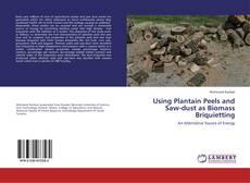Capa do livro de Using Plantain Peels and Saw-dust as Biomass Briquietting