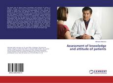 Couverture de Assessment of knowledge and attitude of patients
