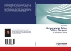 Democratizing Online Political Discourse的封面