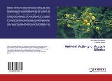 Capa do livro de Antiviral Activity of Acaccia Nilotica