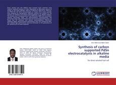 Portada del libro de Synthesis of carbon supported PdSn electrocatalysts in alkaline media