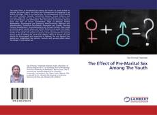 Bookcover of The Effect of Pre-Marital Sex Among The Youth