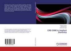 Buchcover von CAD CAM in Implant Dentistry