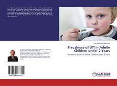 Buchcover von Prevalence of UTI in Febrile Children under 2 Years