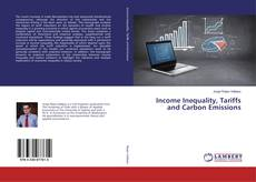 Income Inequality, Tariffs and Carbon Emissions kitap kapağı