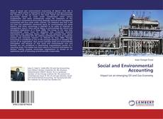 Обложка Social and Environmental Accounting