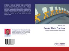 Bookcover of Supply Chain Practices