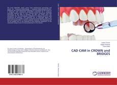 Buchcover von CAD CAM in CROWN and BRIDGES