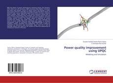 Copertina di Power quality improvement using UPQC