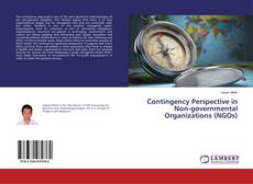 Bookcover of Contingency Perspective in Non-governmental Organizations (NGOs)