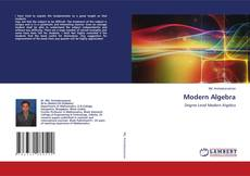 Bookcover of Modern Algebra