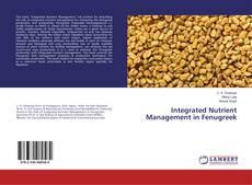 Copertina di Integrated Nutrient Management in Fenugreek